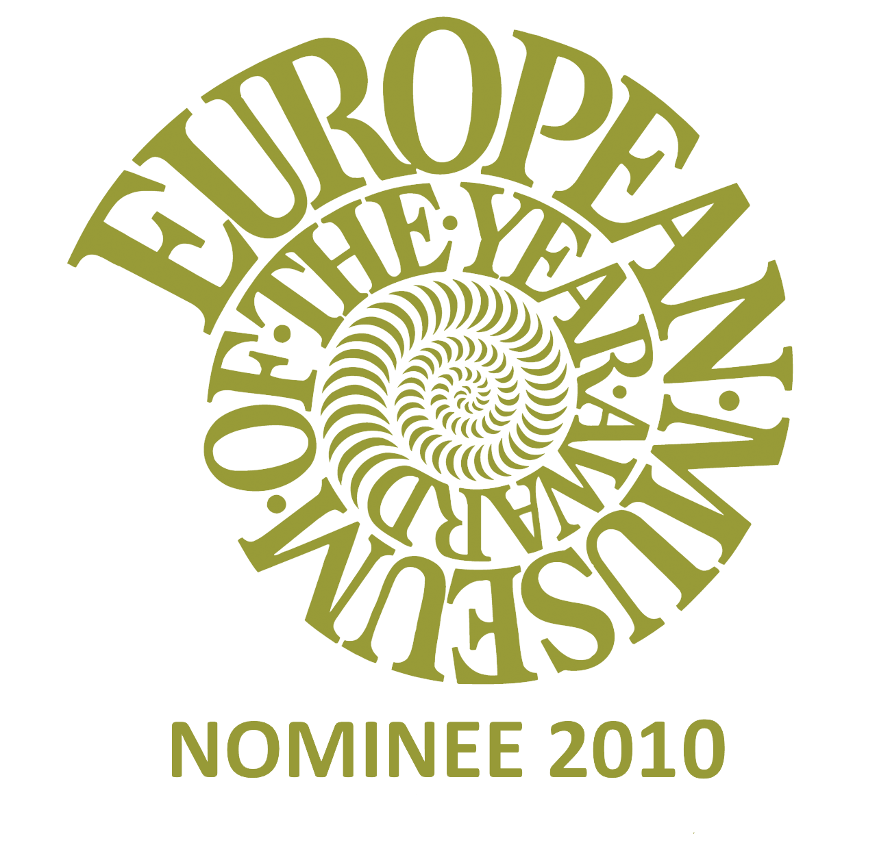 Logo european museum of the year award